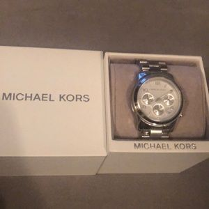 Brand New Tags Attached Michael Kors Watch!